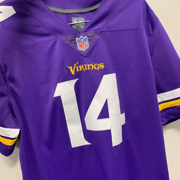 Minnesota Vikings Stefon Diggs Authentic jersey